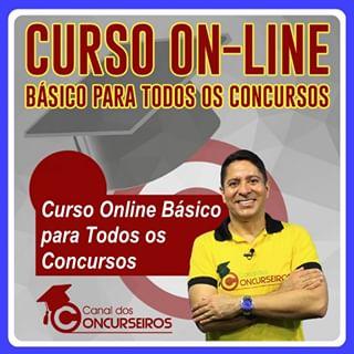 Curso On-line Básico para Todos os Concursos