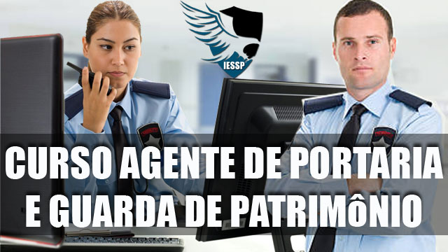Curso de Agente de Portaria e Guarda Patrimonial